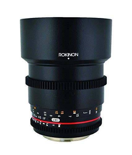 Rokinon DS 85mm T1.5 UMC Lens Canon