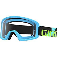 The Giro Blok MTB Goggle draws inspiration from their snow sports lineup, utilizing their Expansion View Technology for an exceptional field of view with increased peripheral vision. EXV goggles offer an unobstructed panoramic view so you can...