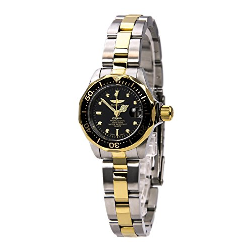 Invicta Women's 8941 Pro Diver Collection Two-Tone (Ladies Diver Sport Watches)