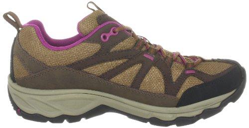 Merrell CALIA GTX J56390 - Zapatillas de deporte de cuero para mujer Otter
