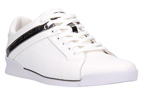 Guess Scarpe Bianco FMNGE1 LEA12 Bianco