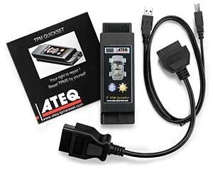 - ATEQ QuickSet TPMS Reset Tool