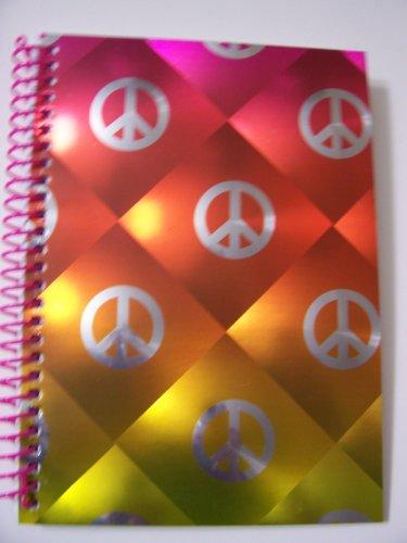 University of Style Illuminate Spiral Notebook ~ World of Peace (5