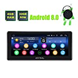JOYING Car Stereo Android 8.0 4GB + 32GB 8.8 inch Single Din GPS Navigation with Zlink Android Auto Support OBDII DVR RCA Backup Camera Fast Boot Review