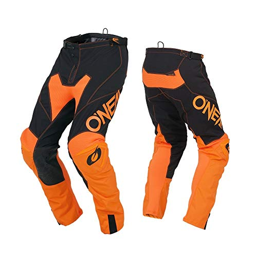 O'Neal Men's Mayhem Lite Pant (Hexx) Orange 38 (Orange Mayhem Pants)