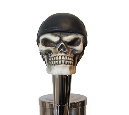 Biker Beer (Biker Beer Tap Handle Sports Bar Kegerator Resin Zombie Breweriana)