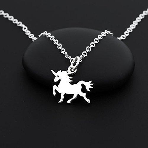 Unicorn Charm Necklace - 5