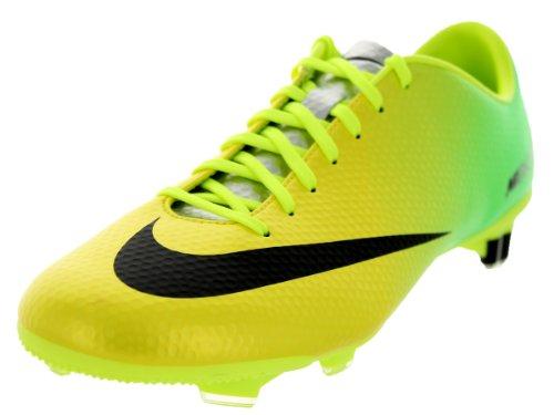 Nike Mercurial Veloce Herren Fußballschuhe gelb/grün