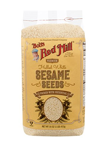 Price comparison product image One 16 oz Bob's Red Mill - Sesame Seeds White