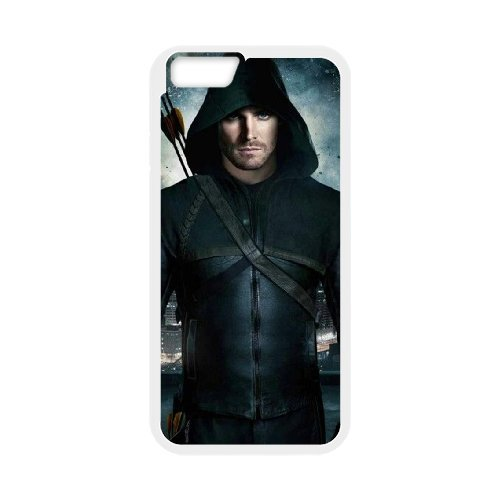 """LP-LG Phone Case Of Green Arrow For iPhone 6 Plus (5.5"""") [Pattern-1]"""