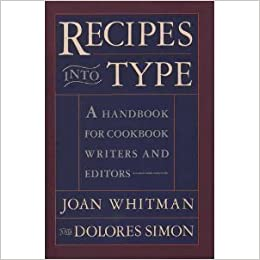 recipe writer s handbook