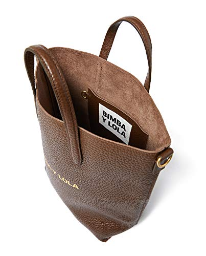 bag y Femme vertical Lola shopper Bimba 182BBGG1C Leather P7wzYqq