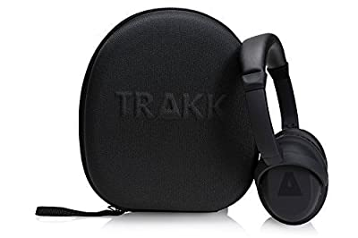 TRAKK Trakkairr Over-The-Ear Noise Cancelling Stereo Wireless Bluetooth