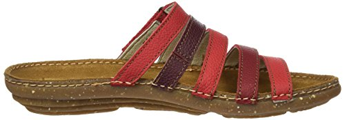 El Naturalista Women's N327 Multi Leather Tibet Mixed/Torcal Flat Sandal Tibet Mixed YYcSN