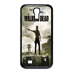 Mystic Zone The Walking Dead Samsung Galaxy S4 Case for Samsung Galaxy S4 Hard Cover Famous Film Fit Cases SGS0014