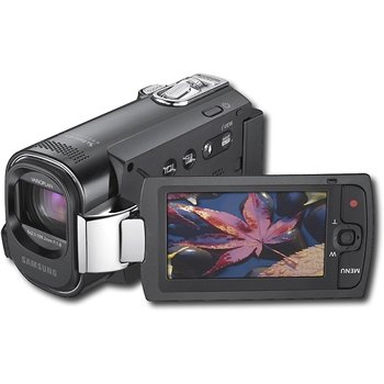 Samsung SMX-F40 Digital Memory Camcorder with 2.7