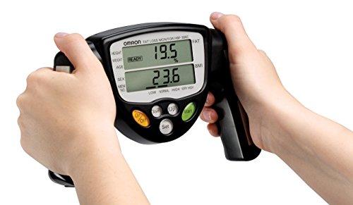 .com: omron hbf-306c handheld body fat loss monitor: health ...