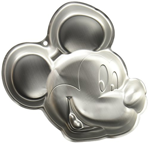 Wilton 2105-7070  Mickey Mouse Clubhouse Cake Pan (Supplies Cake Mouse Mickey)