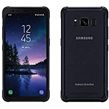 Samsung Galaxy S8 Active (G892A) GSM Unlocked Military-Grade Durable Smartphone w/ 5.8