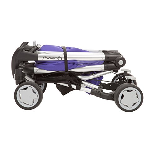 Quinny Zapp Xtra Folding Seat – Purple