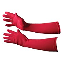 Jacobson Hat Company Women's Adult Stretch 18-Inch Long Gloves
