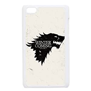 iPod Touch 4 Case White Game of Thrones nfhl