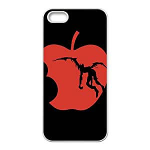 Death Note iPhone 4 4s Cell Phone Case White DIY Ornaments xxy002-9198923