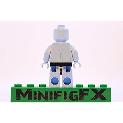 LEGO Dr. Manhattan Minifig DC Comics Hero The Watchmen Jon Osterman: Toys & Games