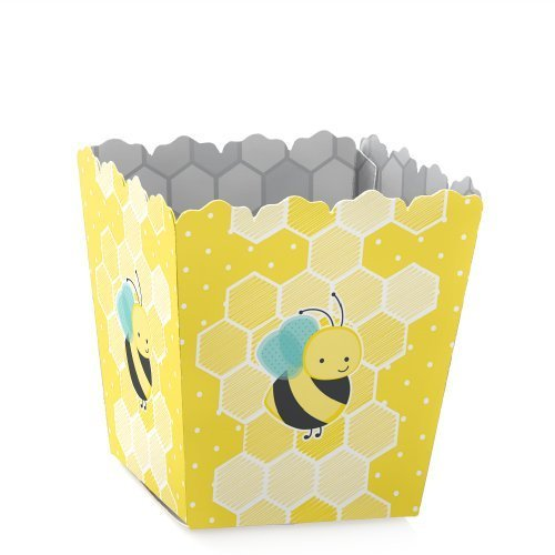 Honey Bee - Party Mini Favor Boxes -