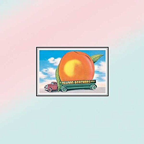 Eat A Peach [2 LP] by ALLMAN BROTHERS BAND,THE