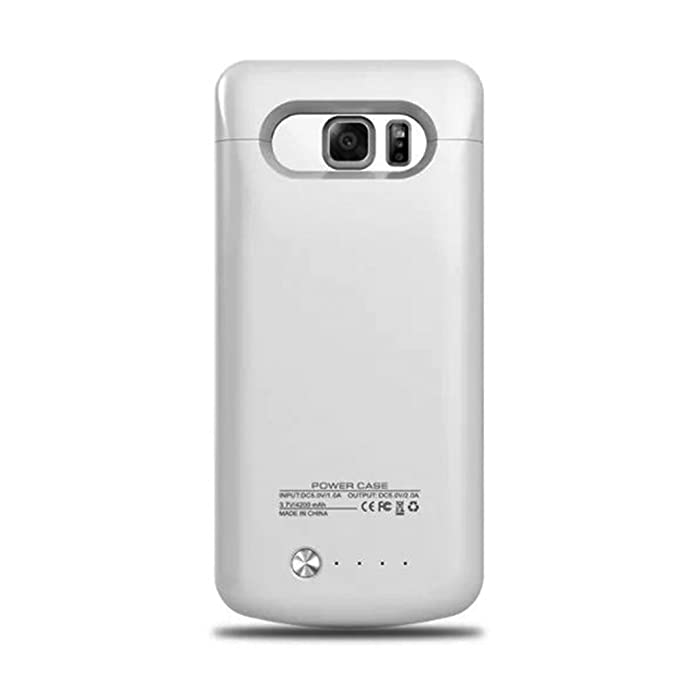 Amazon.com: Note 5 Case, maxdara 4200 mAh Cargador de ...