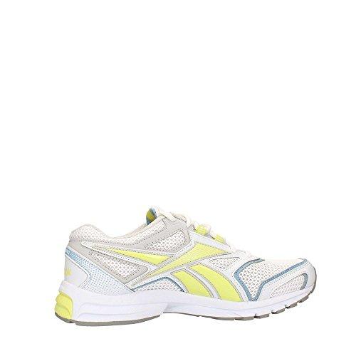 Reebok Giallo Sneakers Donna M43745 Bianco 460qvB