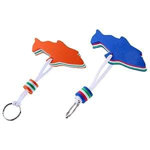 Amazon.com: dolity 2 piezas ligero flotante EVA delfín ...