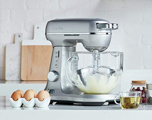 Breville BEM825BAL the Bakery Chef Stand Mixer