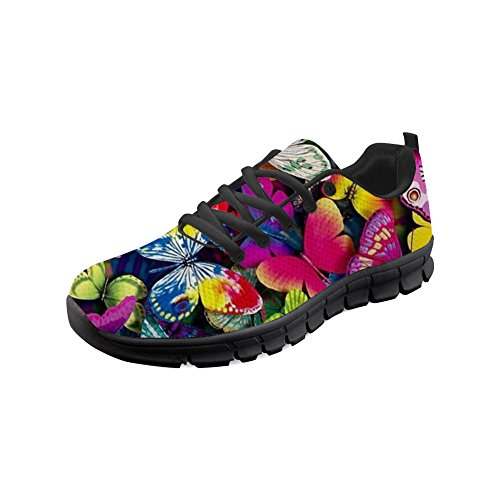 Sport Walking Daily Trail Non Gym Printing doginthehole Sneaker 3D Leisure D9sp1931baq Slip Shoe YgqYfST