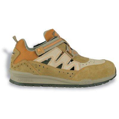 """Cofra 78490–001.w40taglia 40S1P SRC """"Nurmi sicurezza scarpe, colore: marrone"""