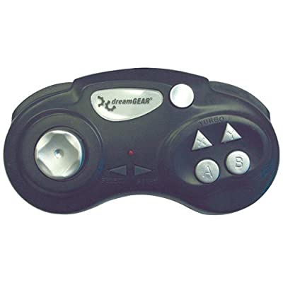 Dreamgear Dgun-937 Plug & Play Controller with 15 Built-in Games: Electronics