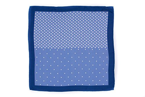 Fish Dot - fish and dots periwinkle