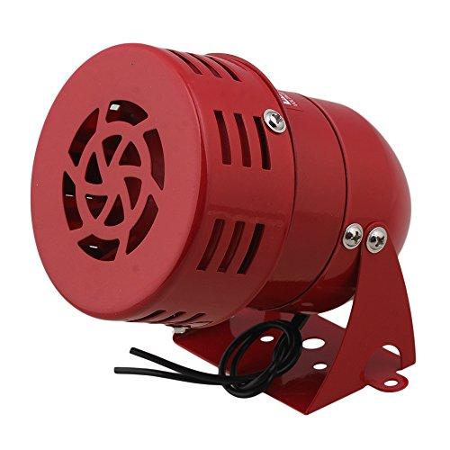CNBTR Industrial AC 110V 120dB MS-190 Alarm Sound Motor High (120db Air Horns)