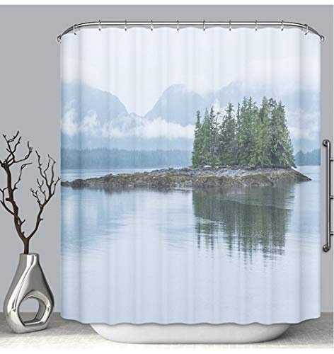 Used, BEICICI Color Shower Curtain Liner Anti-Mildew Antibacterial for sale  Delivered anywhere in Canada