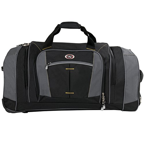 Upright Roller Luggage (CalPak Silver Lake 31