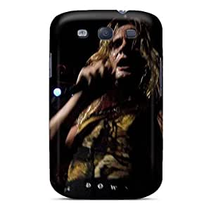 Protector Hard Phone Case For Samsung Galaxy S3 (xSp417HpPy) Unique Design Nice Papa Roach Pictures