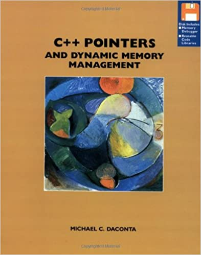 Pointers and Dynamic Memory Management C+