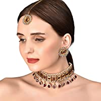 Save on Touchstone choker necklace sets