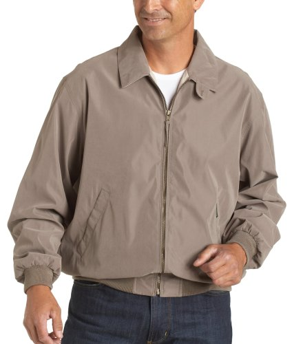 (Weatherproof Garment Co. Men's Microfiber Classic Jacket, Off Willow, Small)