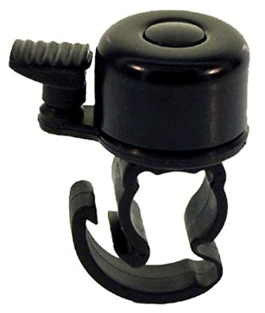 Ventura Mini Bicycle Bell with Quick Release (Black) Cycle Force Group LLC. 420160