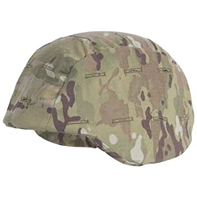 TRU-SPEC MULTICAM PASGT Kevlar Helmet Cover by Tru-spec