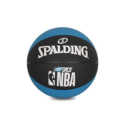 Spalding NBA Force Baksetball (Blue-Black) Price & Reviews