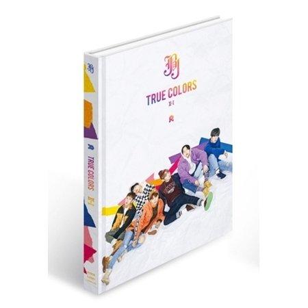 CD : Jbj - True Colors [II-I Version]