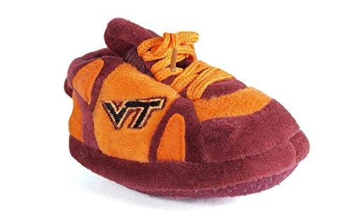 Virginia Tech Hokies Comfy Feet - VTI03PR - Virginia Tech Hokies NCAA